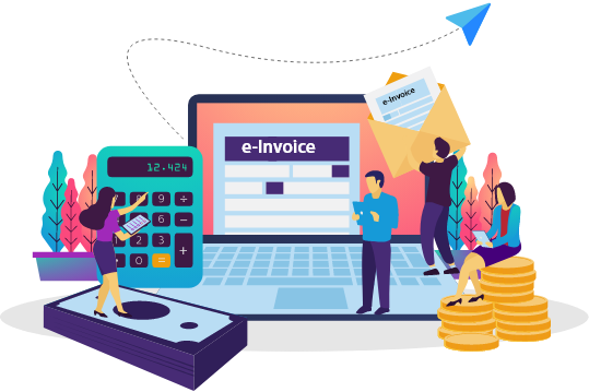 about-e-invoice-software