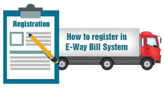 e-way bill Registration