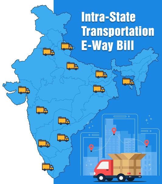 intra state e-way bill
