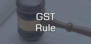 GST-Rule