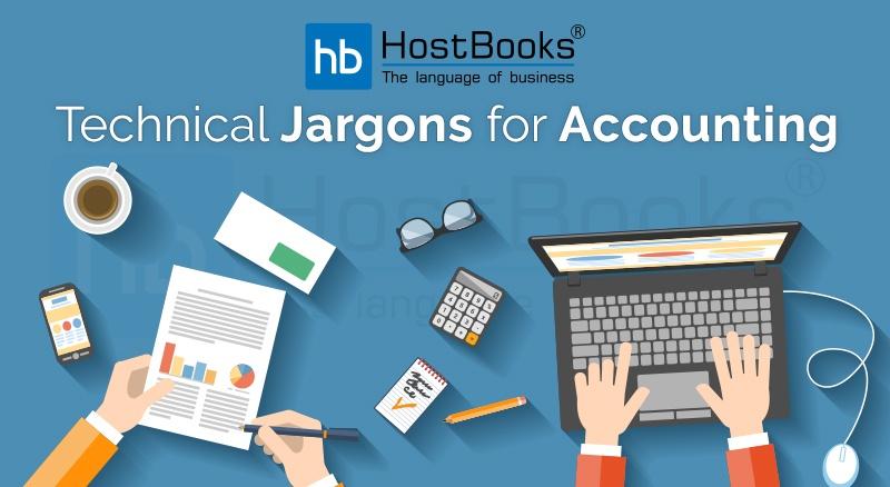 Accounting jargons