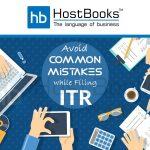 ITR Filing Common mistake