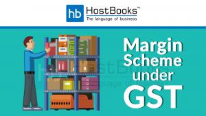 margin scheme under gst
