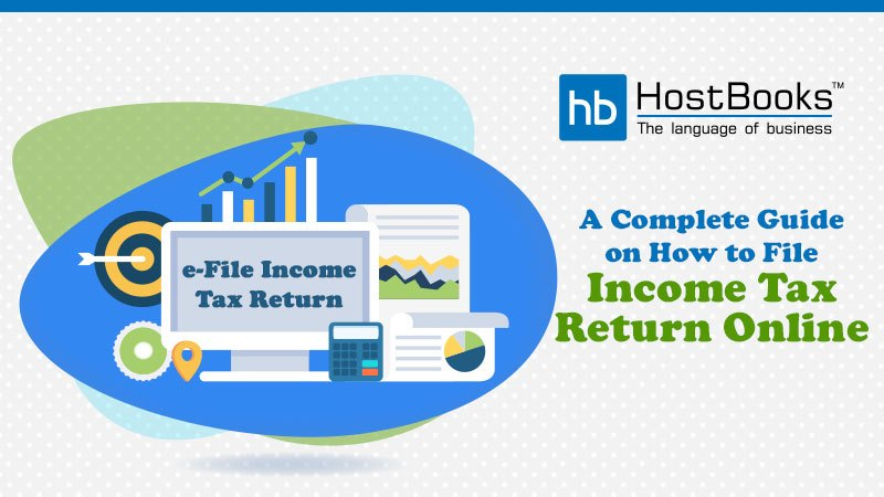 online Income Tax Return Filing