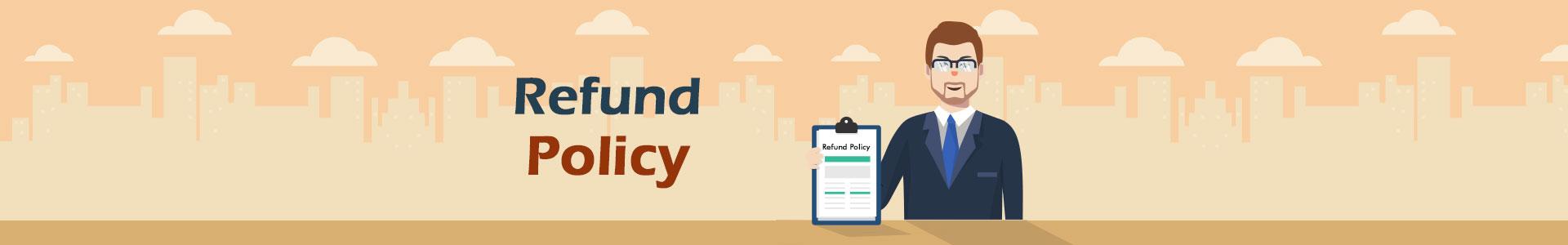 refund policy of GST