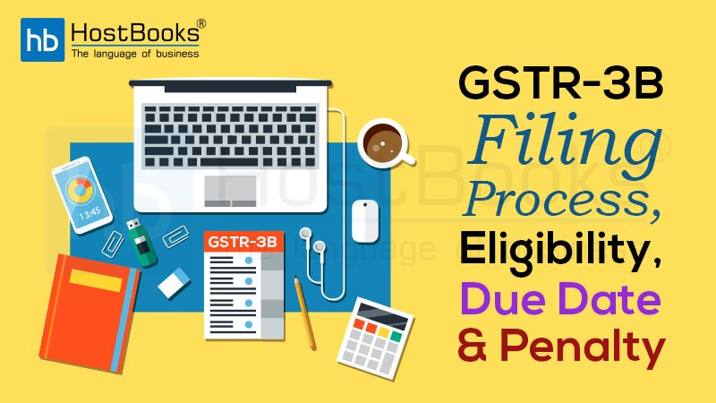 GSTR-3B-Return Filing