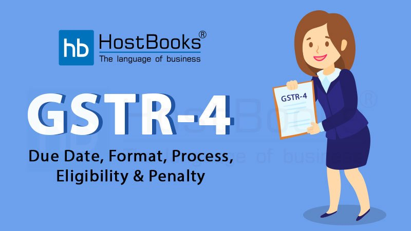 GSTR-4 Return Filing