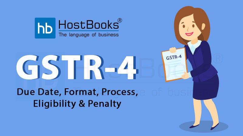 GSTR-4 Return Filing