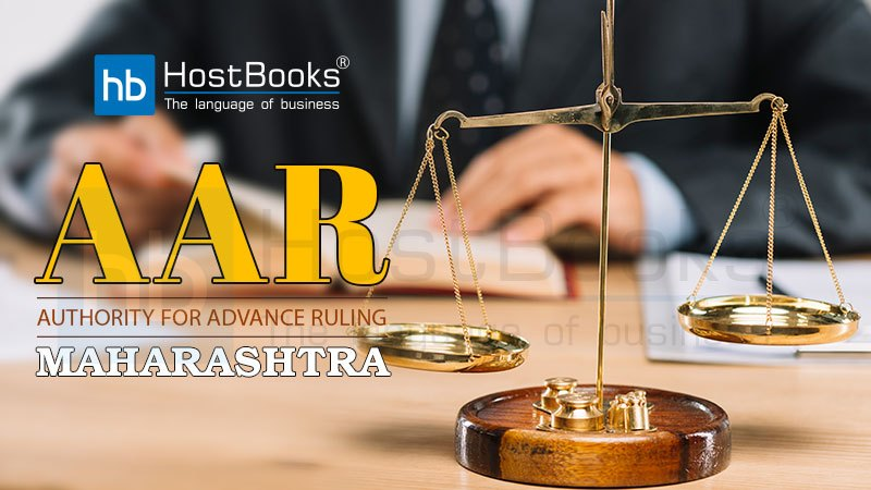 Maharashtra AAR Judgments