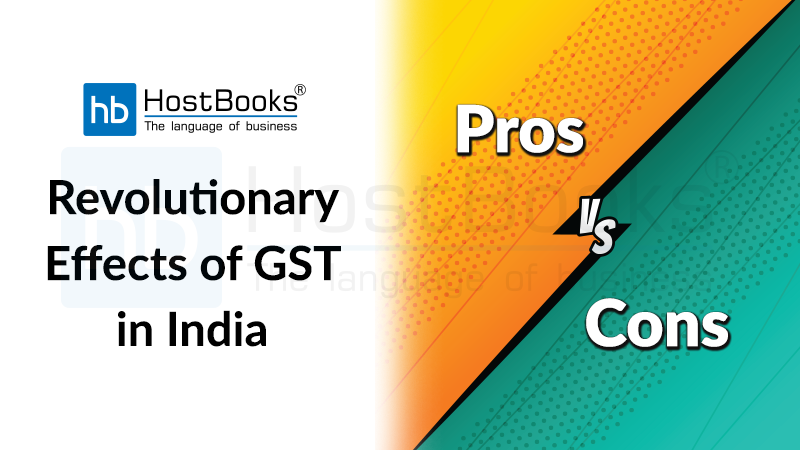 Revolutionary Effects of GST