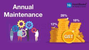 Annual Maintenance