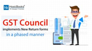 GST Return New Form