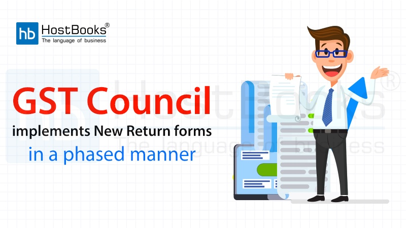 GST Return New Form