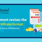 TDS Certificate Format