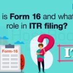 ITR form-16