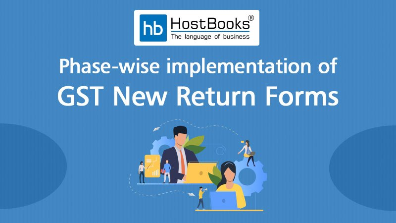 GST Returns new form