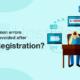 GST Registration Error