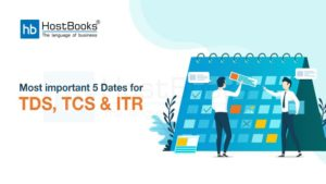 From TDS, TCS to Filing ITR