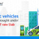 Electric vehicles gst rate