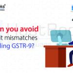 GSTR9 Mismatch