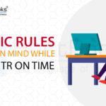 ITR Rules