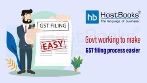 GST Filing Process