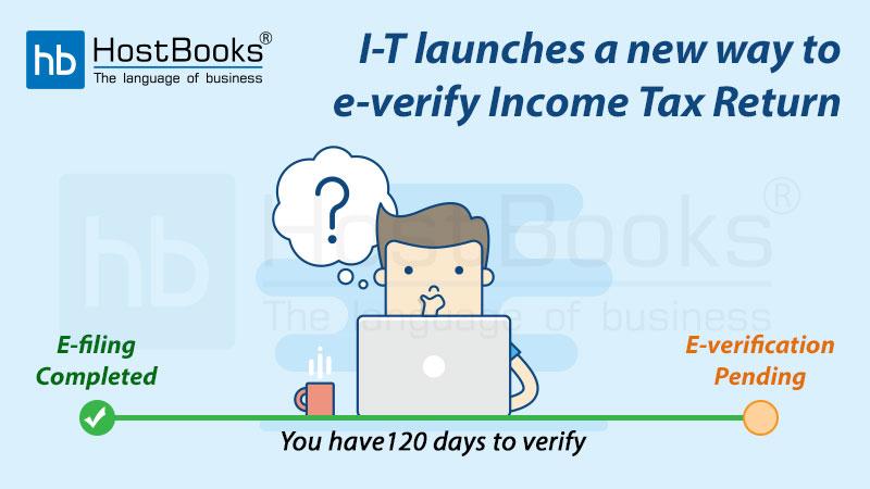 Verify Income Tax Return