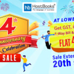 HostBooks Anniversary Sale offers