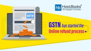 GST Refund Online