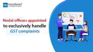 Nedal offier appointed GST complaints