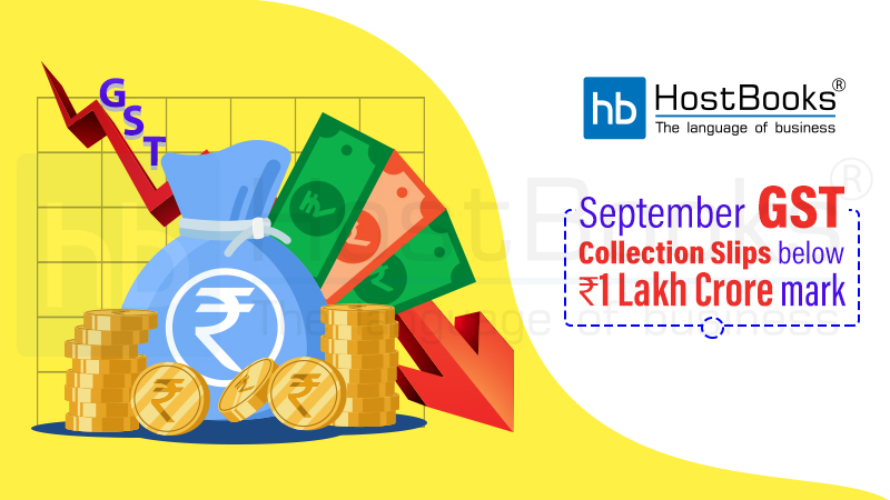 September GST Collection