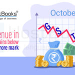 GST Revenue October