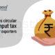 Input tax refunds