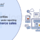 GST e-commerce sales