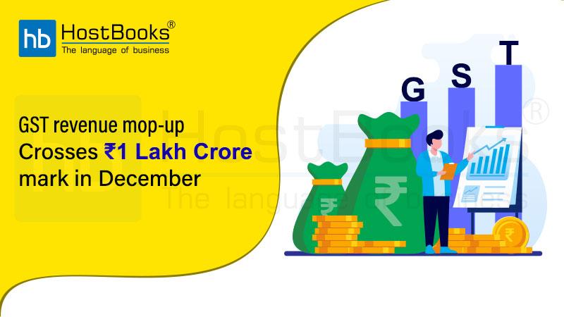GST Revenue December