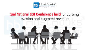 National GST Conference