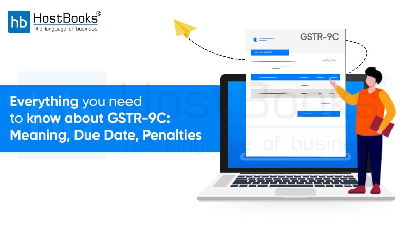 Annual return GSTR-9C