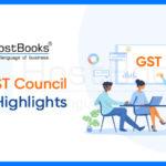 40th GST Council Meeting Highlights