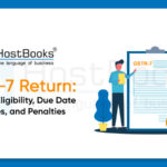GSTR-7 Filing return due dates