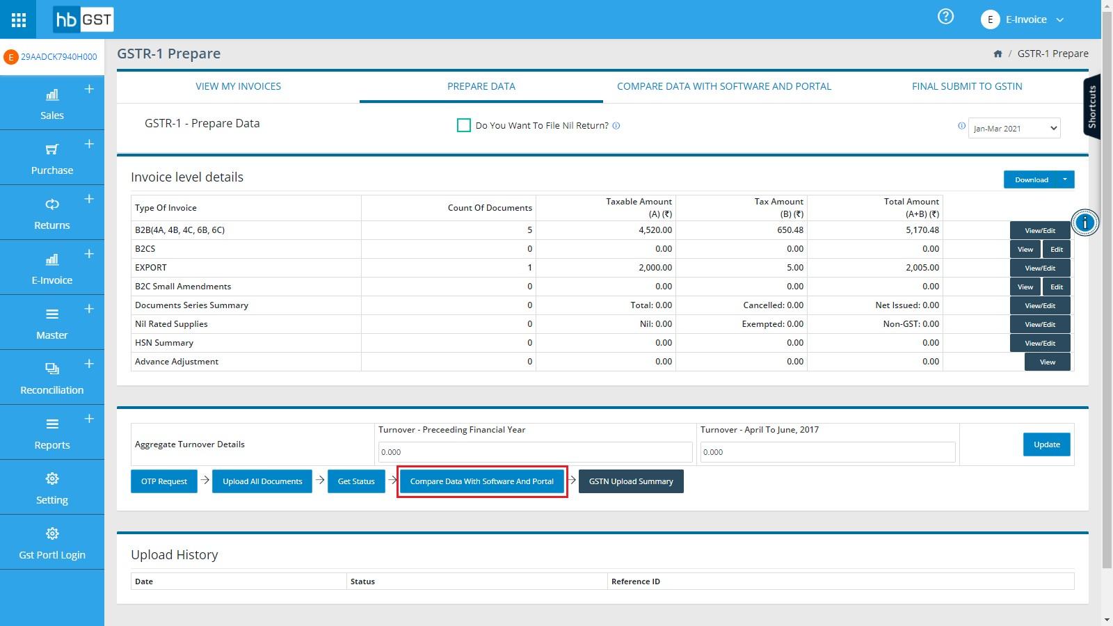 gstr-1-compare-data-software-with-portal-gstr-1
