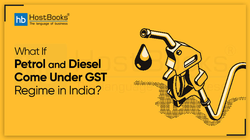 Petrol and Diesel Come Under GST Regime