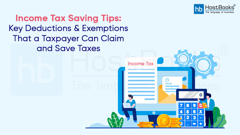 Income Tax Saving Tips
