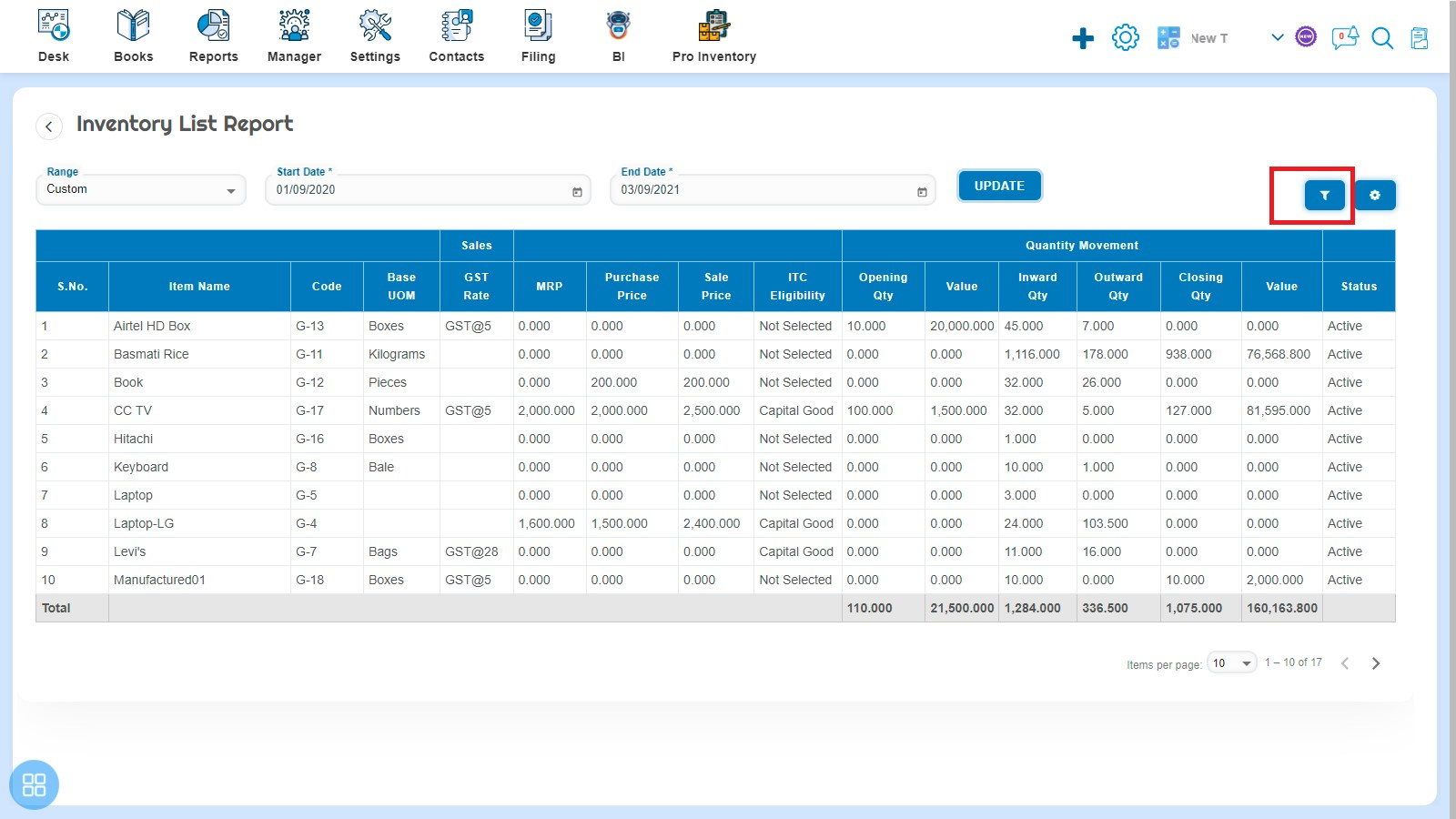 also-provision-to-filer-availble-data-with-multiple