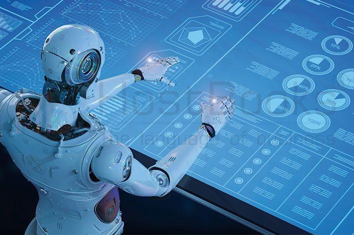 robotics and accounting